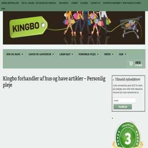 Kingbo - Foot cream your feet will love