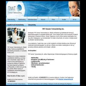 Sales appointments from tmt-telemarketing.dk