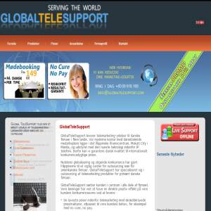 Call Center - GlobalTeleSupport - Telemarketing