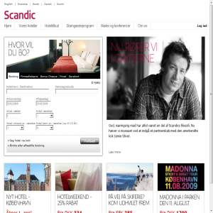 Scandic Hotels Denmark
