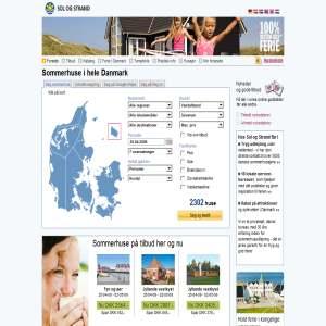 Holiday Homes in Denmark with Sol og Strand