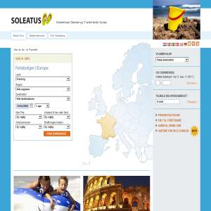 Holiday Homes in Europe with Soleatus