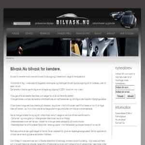 Bilvask.Nu - Mobile Carwash & Carcare Webshop