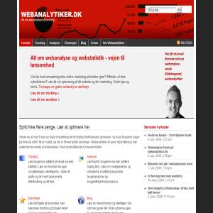 All about web analytics & Google Analytics - Webanalytiker.dk