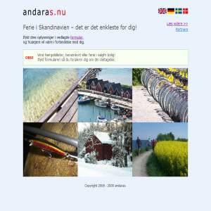 andaras - vacation in scandinavia