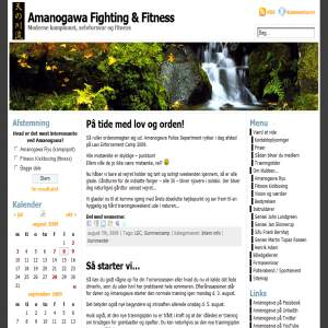 Amanogawa Fighting & Fitness