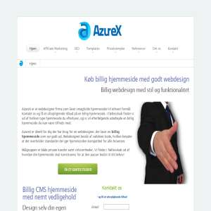 CMS webdesign for you
