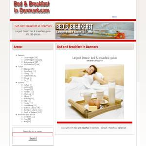 Bed and Breakfast in Denmark
