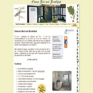 Odense Bed and Breakfast