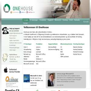 OneHouse - it solutions for your business