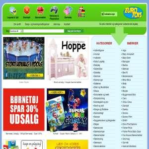 Eurotoys - Toy webshop
