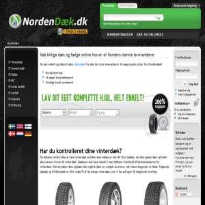 Nordendæk