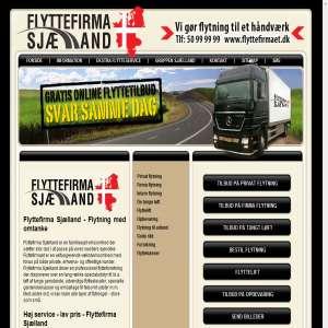 Flyttefirma Sjælland