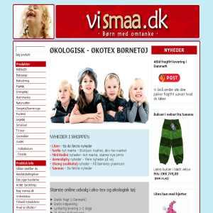 Vismaa.dk - Childrens Clothing