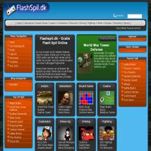 Flash Spil - Free Danish Flash Games