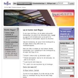 Office Space From Regus.dk