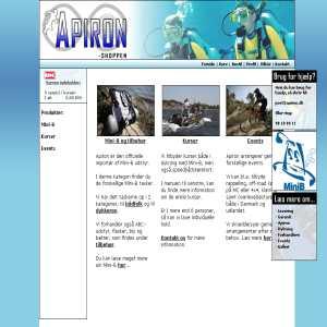 ApironShoppen - officiel Mini-B store