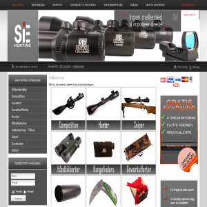 Scopes and rangefinders - SIE-Hunting