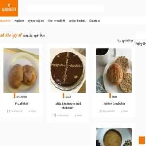 Madopskrifter - Food recipes