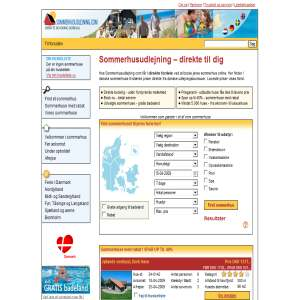 Holiday Homes from sommerhusudlejning.com