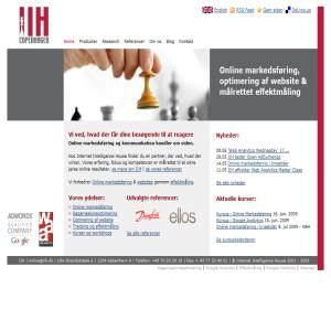 SEO & Online marketing - IIH