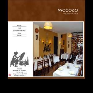 Ethnic African Restaurant in Copenhagen