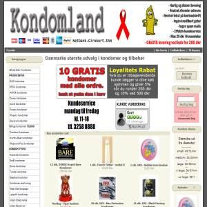 Kondomland.dk