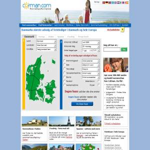 Cofman.com - The Holiday Home Portal