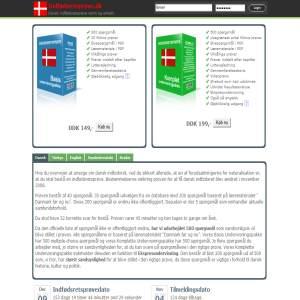 Danish citizenship test by Indfødsretsprøve.dk