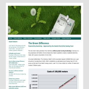 The Green Difference Smart Meter