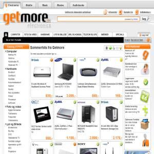 Getmore.dk   Shop IT online hos Getmore