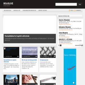 BoligLive, blog about architecture