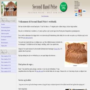 Secondhand furcoat from Secondhandpels