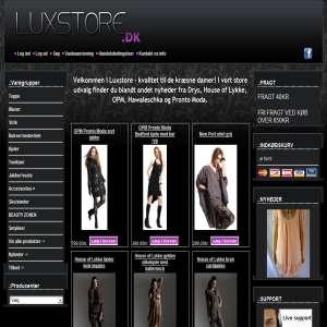 Luxstore - Den bedste service og de bedste produkter. - Hawaleschka