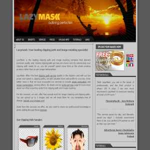 LazyMask - Photoshop Masking & Image Clipping
