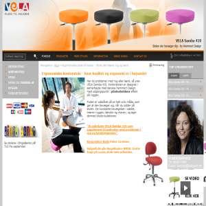 Ergonomic chairs - sidgodt.dk