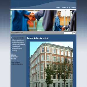Aurora Administration - Property administration