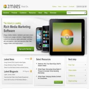 Online Magazine Software