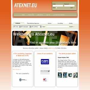 Atexnet.eu - ATEX