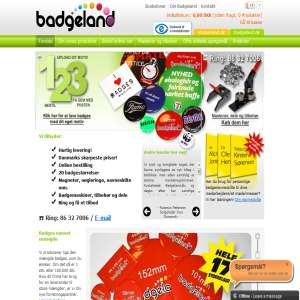 Badges and magnets - Badgeland