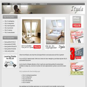 Itzala Webshop - Buy cheap VELUX Blinds!