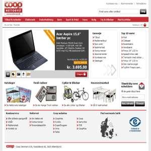 Nettorvet.dk - Coop Danmark A/S