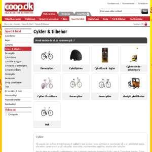 Cykler online