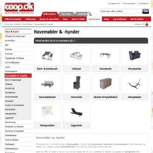Garden furniture - Havemøbler