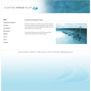 Floating Power Plant - Wave Energy