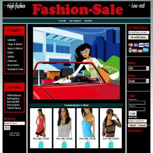 Fashion-Sale.eu - Online Fashion Clothes at a low price