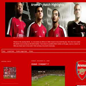 Arsenal Match Highlights