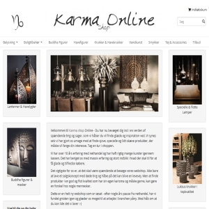 karma Shop Denmark - Jars & Interior