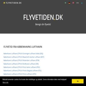 Flyvetiden.dk
