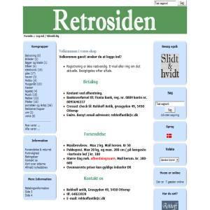 Retrosiden